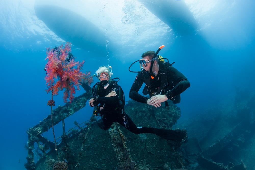 La subacquea ai tempi del CoVid 19