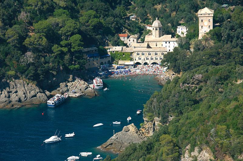 Immersione - Area Marina di Portofino