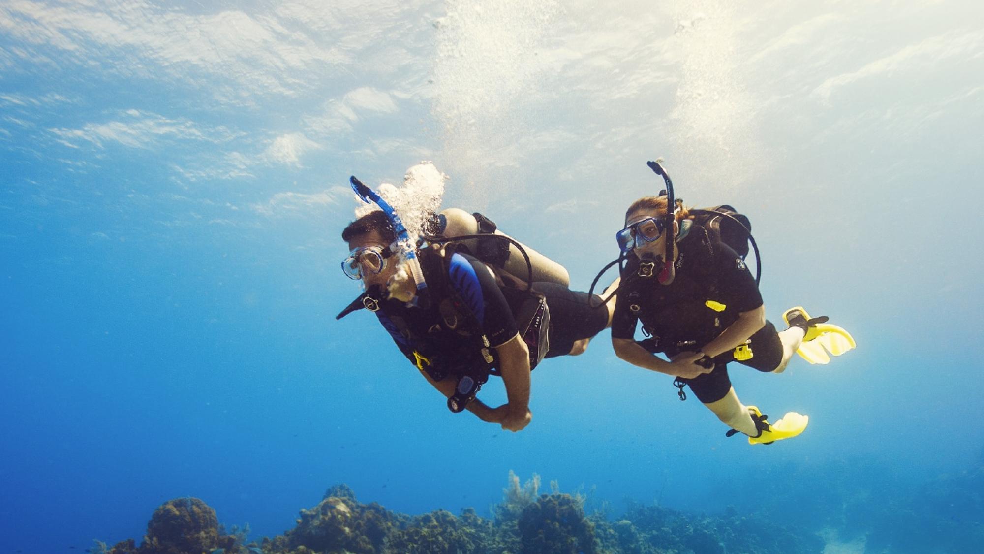 Presentazione Corso Open Water Diver